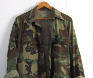 90s, grunge, and military image