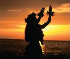 dancer, love, and hawaii image