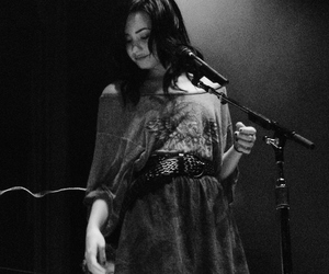 2009, black and white, and clothes image
