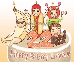 22, liam payne, and one direction image