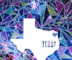 background, galaxy, and Texas image