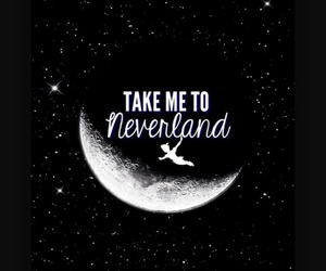 magical, neverland, and peter pan image