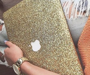 apple, fashion, and girl image