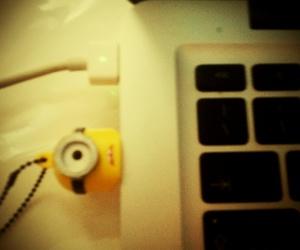 giallo, minion, and minions image