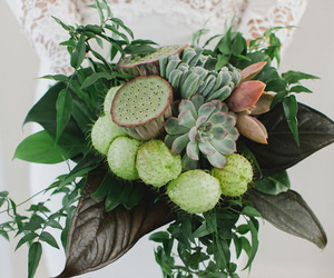 bouquet, wedding, and wedding photo image