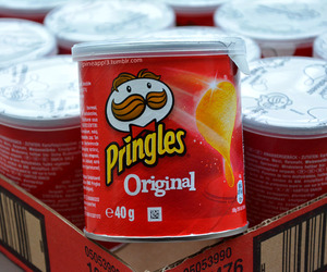 pringles, chips, and food image