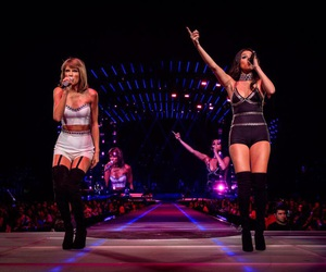 selena gomez, Taylor Swift, and selena image