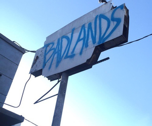 blue, badlands, and aesthetic image