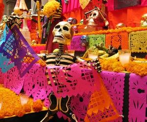 mexico, traditions, and dia de muertos image
