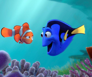 disney, finding nemo, and nemo image
