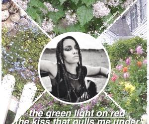 black magic, flowers, and grunge image