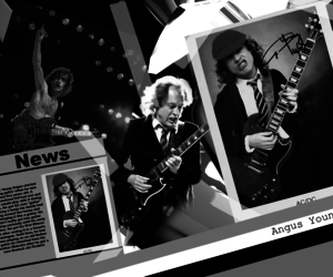 ac dc, photography, and black and white image