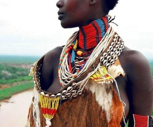 African, ethiopia, and african style image