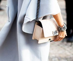 chanel, cream, and details image