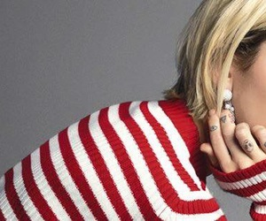 miley cyrus and love image