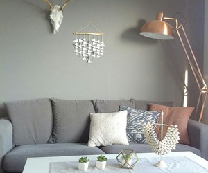 decorations, grey, and home image