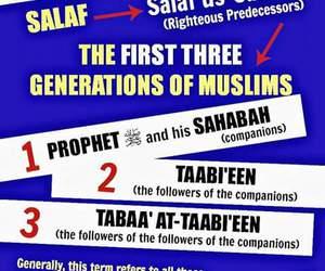 muslim and salaf image