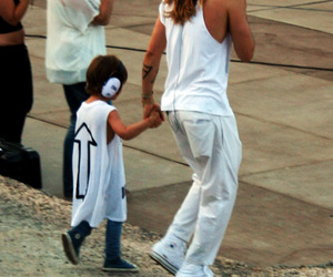 30 seconds to mars, jared leto, and little echelon image