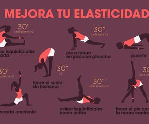 exercise and flexibilidad image