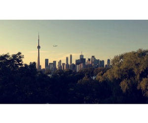 beauty, CN tower, and toronto image