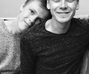 joe sugg, caspar lee, and youtube image