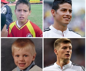 child, real madrid, and Now And Then image