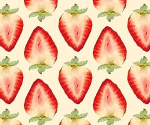 fruit, green, and pattern image