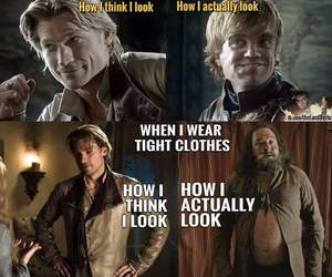 lol, true, and game of thrones image