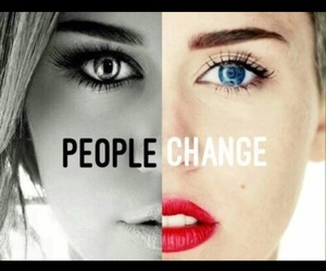 change, miley, and people image