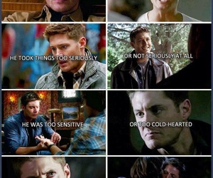 dean winchester, perfect, and Jensen Ackles image