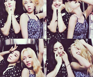 girls generation, taeyeon, and taeny image