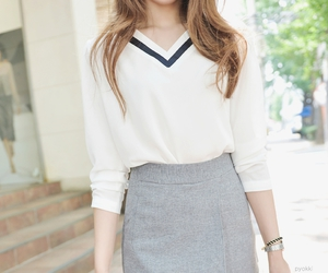 fashion, ulzzang, and korean image