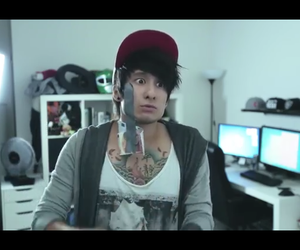 youtube and julien bam image