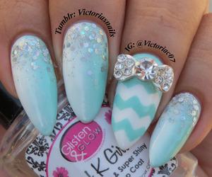 blue, fancy, and diamond image