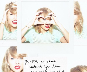 1989, lock screens, and Lyrics image