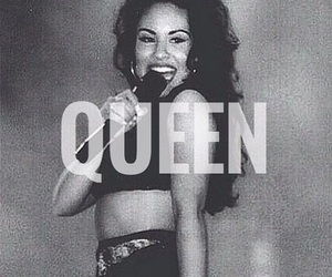 Queen and selena quintanilla image