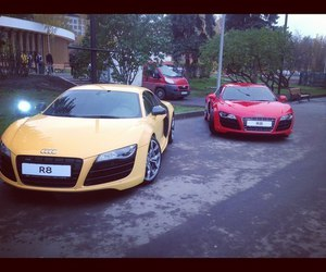 cars, r8, and audir8 image