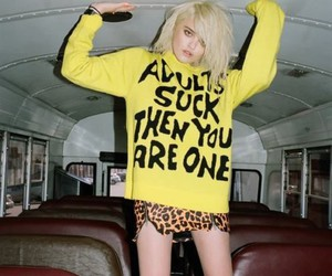 grunge, sky ferreira, and adults image