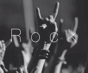 rock, music, and concert image