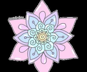 overlay, draw, and mandala image