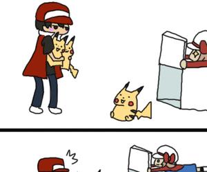 pikachu, pokemon, and kotone image