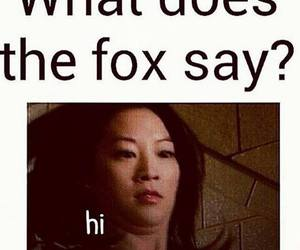 funny, kira, and teen wolf image