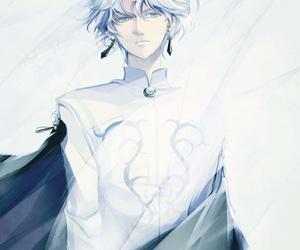 prince diamond and anime image