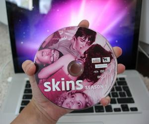 skins, dvd, and cd image