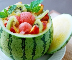 apples, healthy food, and fruit bowl image