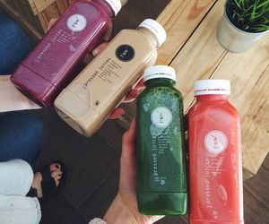 healthy, juice, and drink image