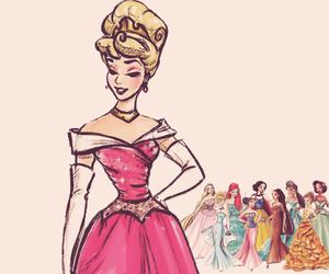 princess, disney, and aurora image