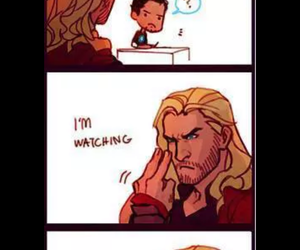 Avengers, ironman, and Marvel image