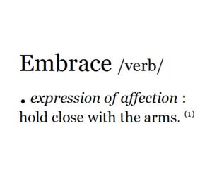 boyfriend, crush, and embrace image