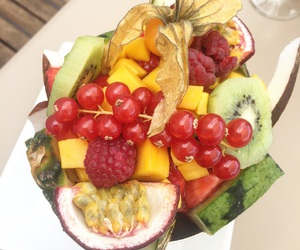 eat, fruit, and instagram image